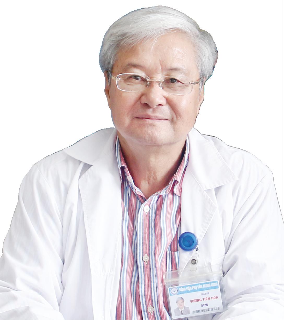 ý kiến của GS.TS Vương Tiến Hòa về sản phẩm vitamin bà bầu PreIQ