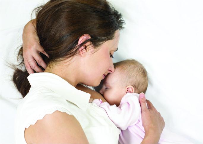 10 dấu hiệu chuyển dạ báo hiệu bà bầu sắp sinh1