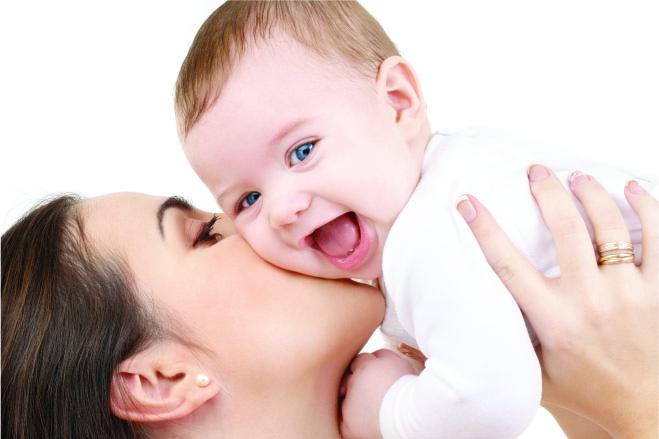 Mẹ mang thai ăn gì để sinh con đẹp tựa thiên thần