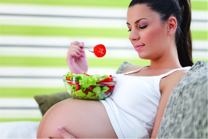 4 dưỡng chất cần thiết để khởi đầu cho một thai kỳ hoàn hảo