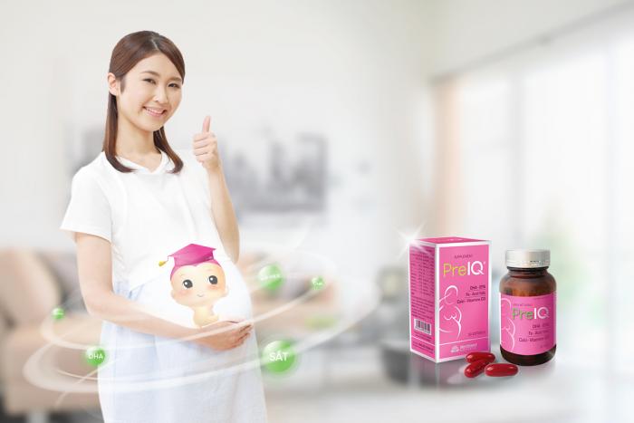 Bổ sung các vi chất cần thiết rất quan trọng với thai kỳ