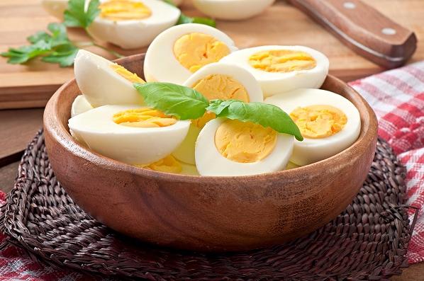 Trứng là thực phẩm tốt cho bà bầu.
