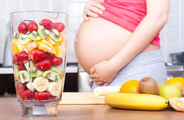 4 nhóm chất không thể thiếu cho bà mẹ mang thai