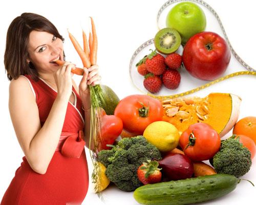 Bổ sung dưỡng chất khi mang thai