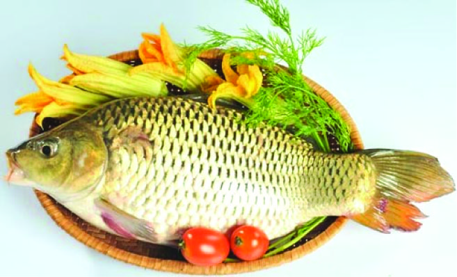 Cách nấu cháo cá chép ngon an thai cho bà bầu