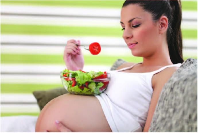 Thực đơn cho mẹ bầu 3 tháng giữa thai kỳ