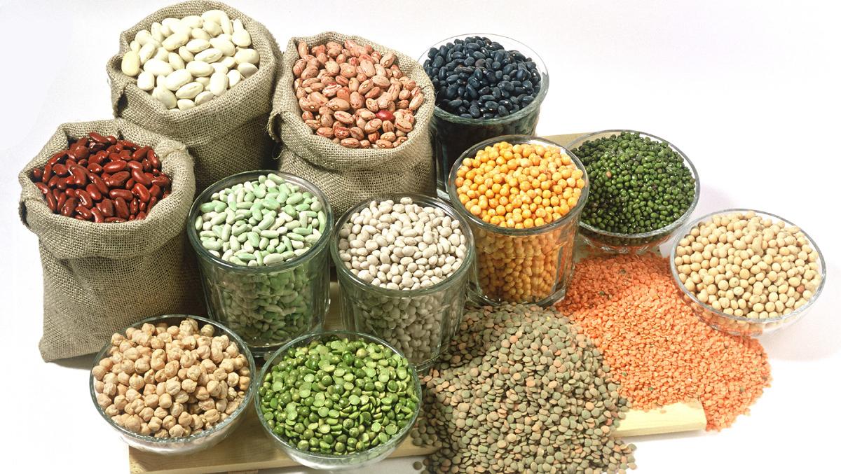 Các loại hạt và ngũ cốc mang lại lợi ích sức khoẻ và làm đẹp cho mẹ bầu trong suốt thai kỳ (Ảnh minh hoạ)